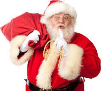 Metas, kai laukiamiausias svečias - Kalėdų senelis