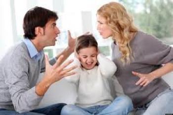 Tėvų skyrybos vaikų akimis
